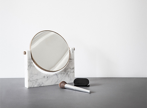 Pepe Marble Table Mirror
