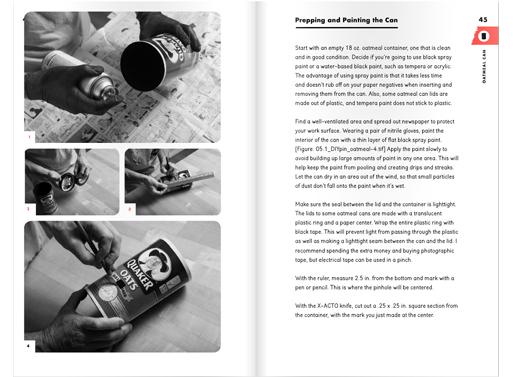 Pinhole Cameras 3 DIY