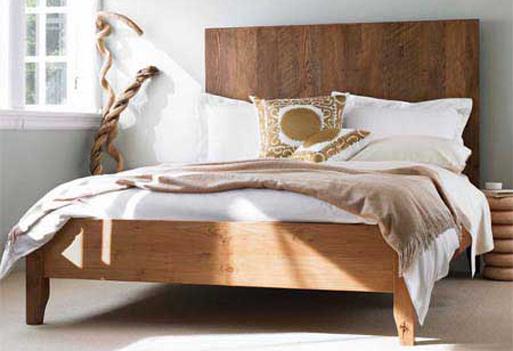 Plank Vintage Bed