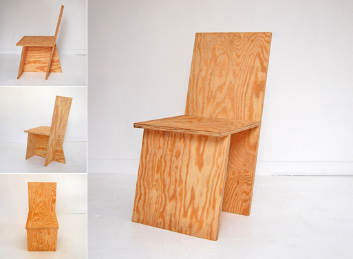 ROLU + Chair Slanted