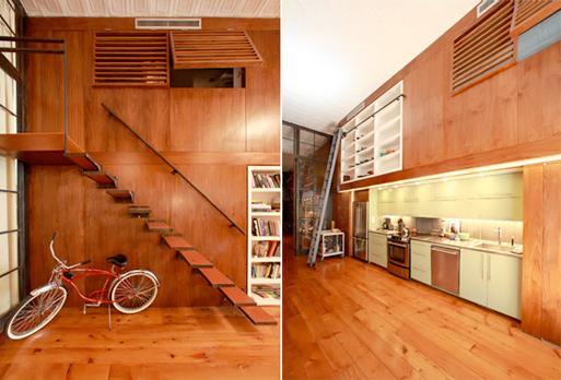Billy Morrissette's SoHo loft