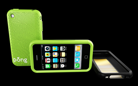 Pong iPhone case