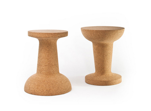 Pushpin Cork Stool