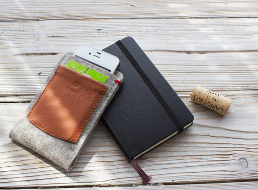 Puurco iPhone Wallet Case