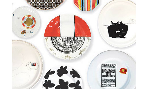 Patchwork Plates by Marcel Wanders