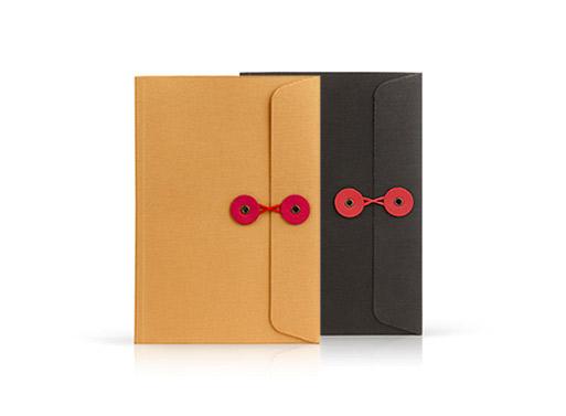 Red Thread Notebook