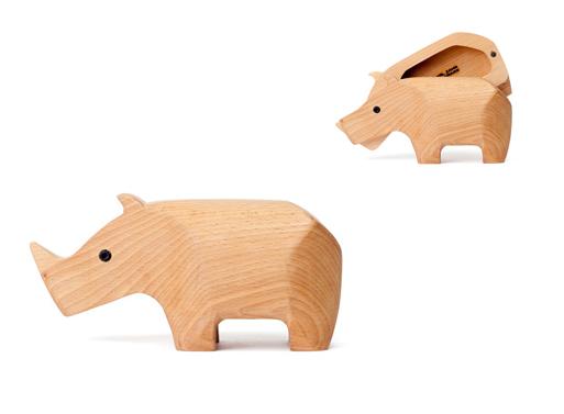 Animal Boxe Rhino