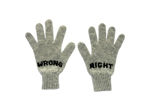 Right Wrong Gloves