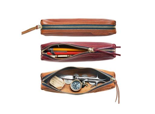 Roberu Leather Pen Case