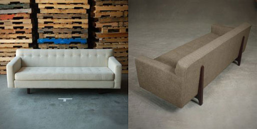 Rochelle Sofa by Gus Design