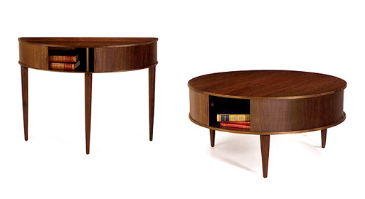 Rolly Coffee and Console Table