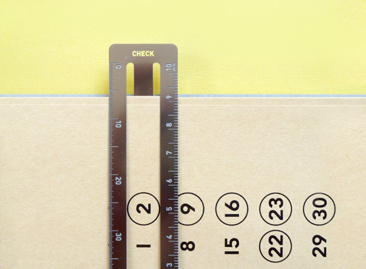 Ruler Clip