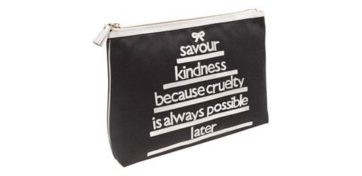 Savour Kindness Pouch