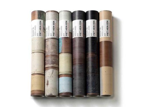Scrapwood Wallpaper rolls