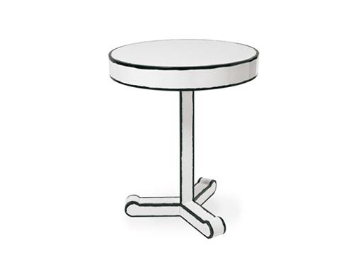 Trip Cartoon Coffee Table by Seletti