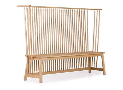 settle bench