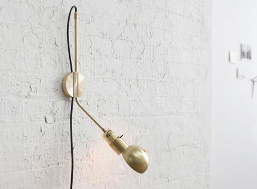 Short Wall Lamp