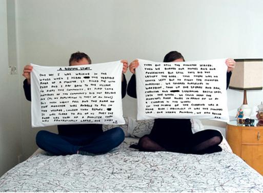 Bedtime Story Pillowcase Set