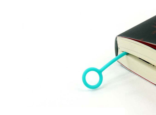 Silicone Bookmark