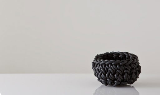 small-crocheted-rubber-bowl-black