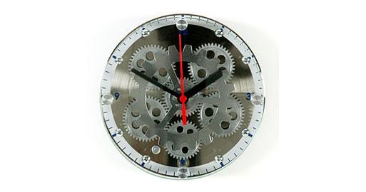 Small Gear Clock