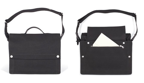 Soft-top Briefcase and Messenger Bag
