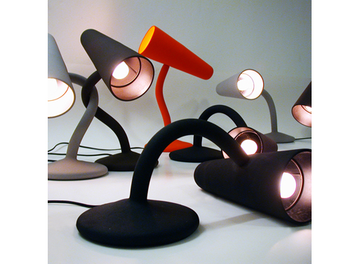 Softy Lamp by Laurens van Wieringen
