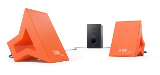 Sonicum by Art. Lebedev (Desktop Speakers)