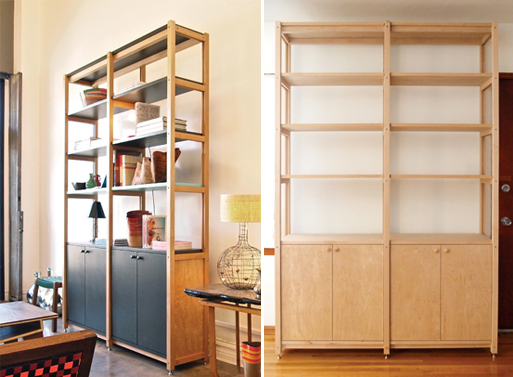 SR Bookcase