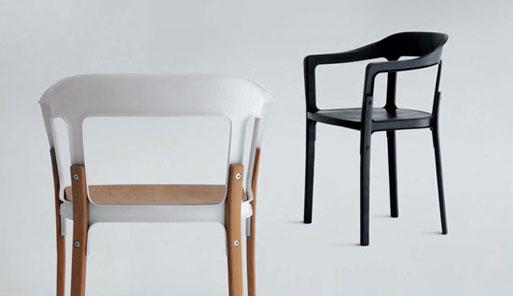 Steelwood Chair, Magis