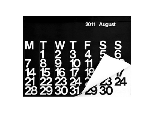 2011 Stendig Calendar