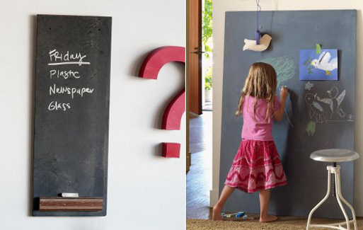 Clean Slate Blackboards