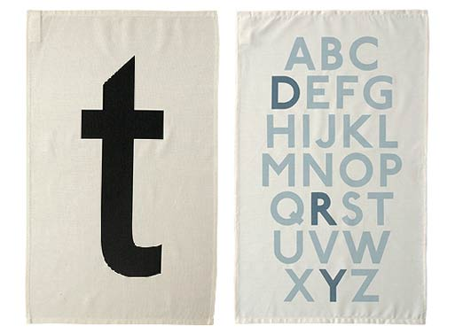 T and Dry Tea Towels