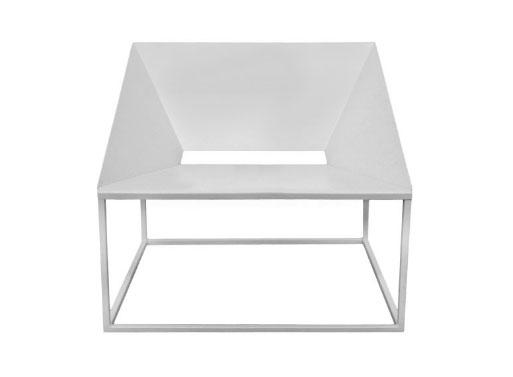 Tavares Chair, White