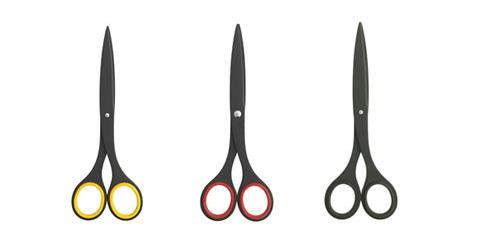 Teflon Scissors