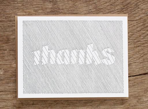 Thanks/Thank You