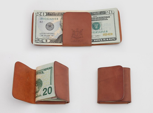 The Fold Wallet by Leffot