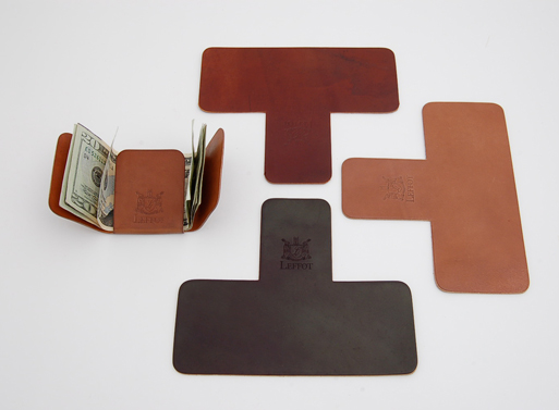 Fold Wallet by Leffot