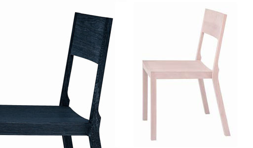 Timber Chair by Blu Dot