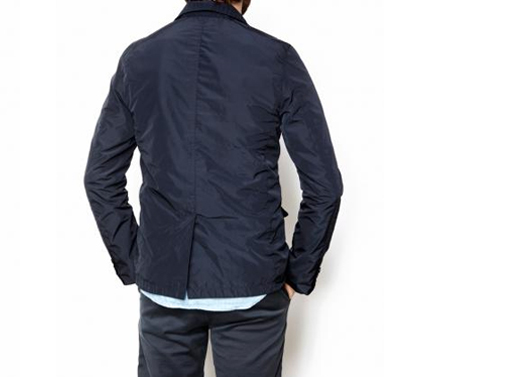 Travelteq Travel Jacket back