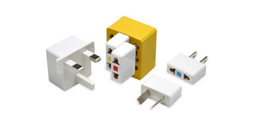World Traveler's Plug Set
