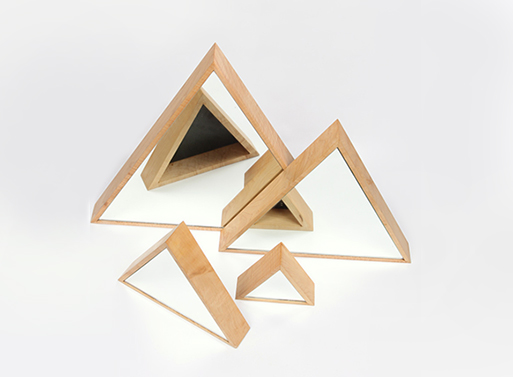 Triangle Mirrors