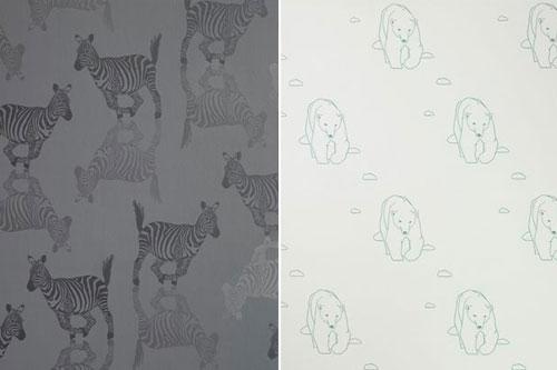 Turner Pocock Cazalet Wallpaper