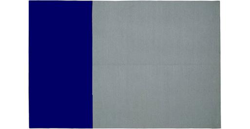 Totone Dhurrie Rug Blue/Light Blue