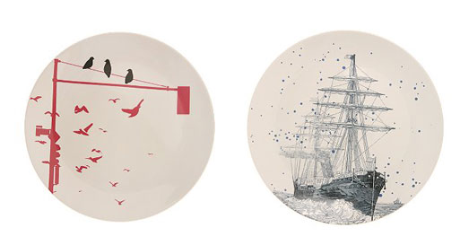 11″ Print and Pattern Plates