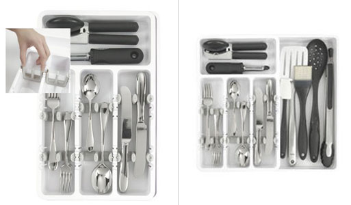 GOOD GRIPS Expanable Utensil Organizer