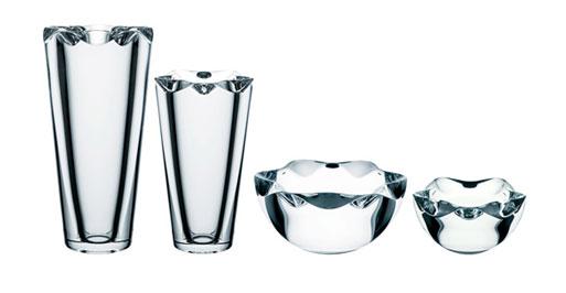 Venus Bowls and Vase