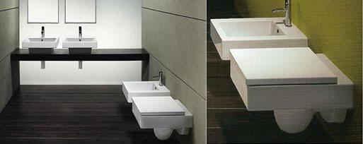 Wall Mount Verso Toilet