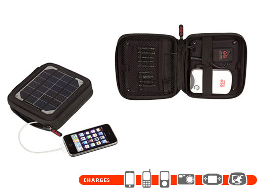 Voltaic Switch and Amp Solar Chargers