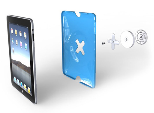 Wallee's iPad Case with Wall Mount